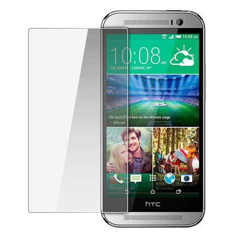 Tyrex Tempered Glass For Htc One M8 0 3mm premium tempered protective glass screen protector for htc one m8 orzly