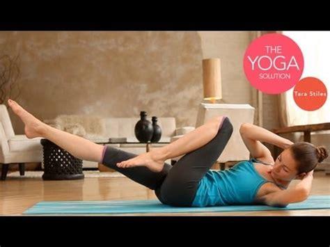 yoga tutorial download full download core strength beginner yoga with tara stiles