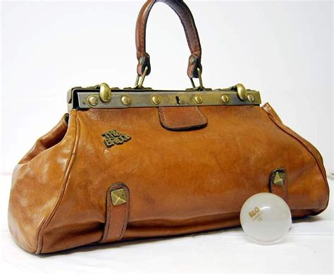 Canterbury Tales Bag From Adore Vintage by Caring For Vintage Leather Handbags Style Guru Fashion