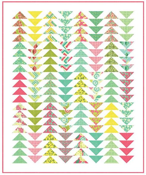 what are these pattern you have observed you ll love these 18 free easy quilt patterns triangle