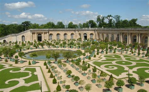 giardini versailles palace of versailles shows the