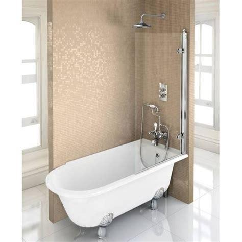 1500mm shower bath burlington hton showering bath right bathrooms 4 u