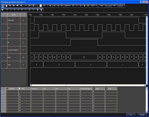 qucs pattern generator 任意波形発生器 arbstudio テレダイン レクロイ