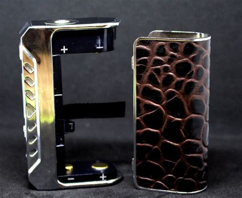 Mod Vapor Vape Finder Dna 167 Mirror Ss Coffee Colour Elephant pugsley s mirror finished leather clad review of the