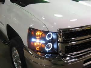 silverado headlight upgrade for ishpeming clients