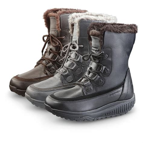 skechers snow boots buy skechers snow boots gt off64 discounted