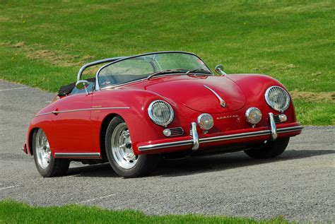 porsche 356 replica intermeccanica speedster replica ruby1 reincarnation