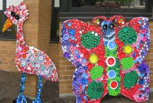 craft projects craft for kids recycle bottle cap creative art and craft ideas