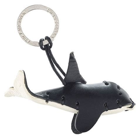 Whale Key Ring P332
