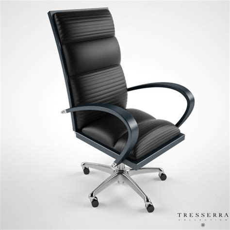 The Office Chair Model Quotes by Treserra Casablanca Desk Chair 3d Model Max Obj Fbx Cgtrader