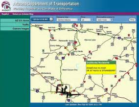 arizona highway conditions map flickr photo