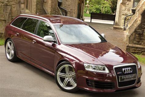 Audi 5 0 V10 by Audi Rs6 5 0 V10 Avant Plus Edition