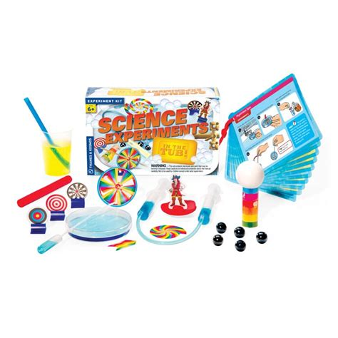 bathtub science experiments science experiments in the tub science kit educational