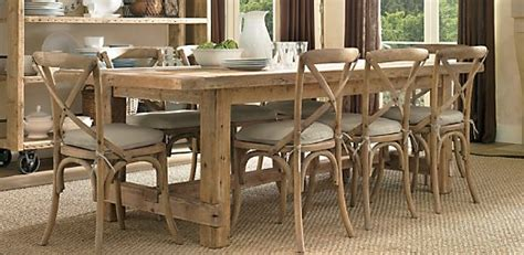 restoration hardware farm table check out my farmhouse table the creative erb