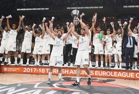 entradas real madrid baloncesto euroliga real madrid baloncesto ce 243 n euroliga 2017 2018
