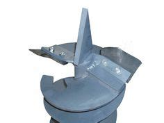 piombatura denti auger bit with widia teeth for rocky soils augers
