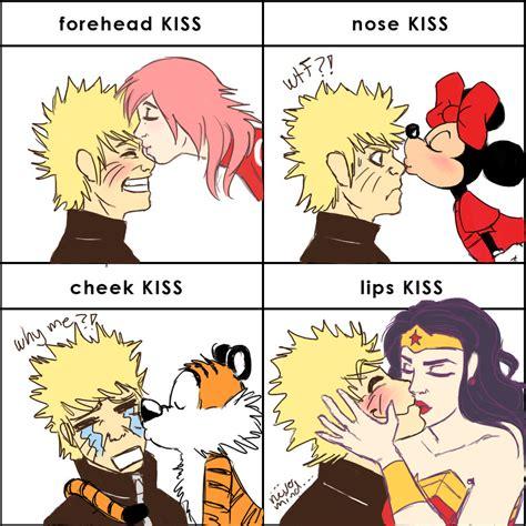 Kiss Meme - the gallery for gt naruto meme