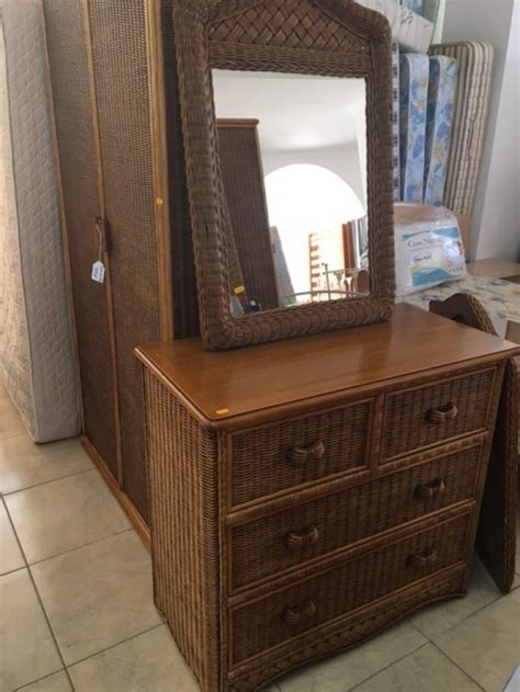 second hand dresser with mirror new2you furniture second hand chest of drawers for the