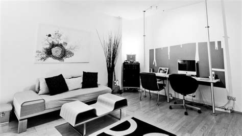 black and white home decor black and white contemporary interior design ideas for