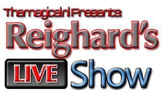 reighard's blog: reighard's live show: beta