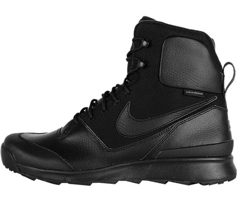 nike acg mandara boots mens nike stasis acg s boots black leather boots nevist