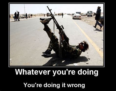 You Re Doing It Wrong Meme - image 104052 you re doing it wrong know your meme