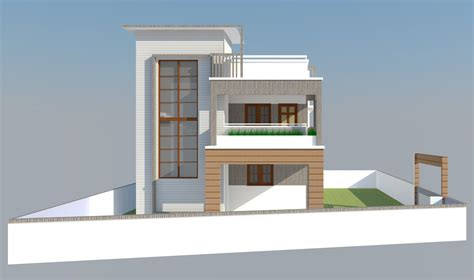 house front elevation photos in tamilnadu studio