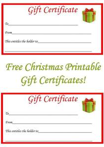 printable gift certificates templates 22 best gift certificate printables images on