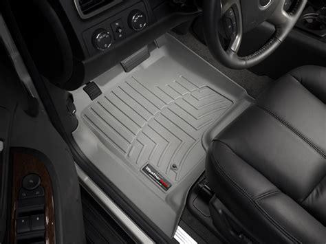 weathertech 174 floor mats floorliner gmc yukon denali xl
