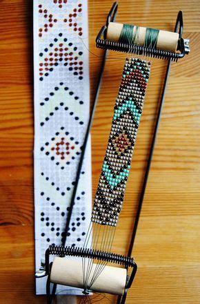 beadwork diy loom beading diy belt with