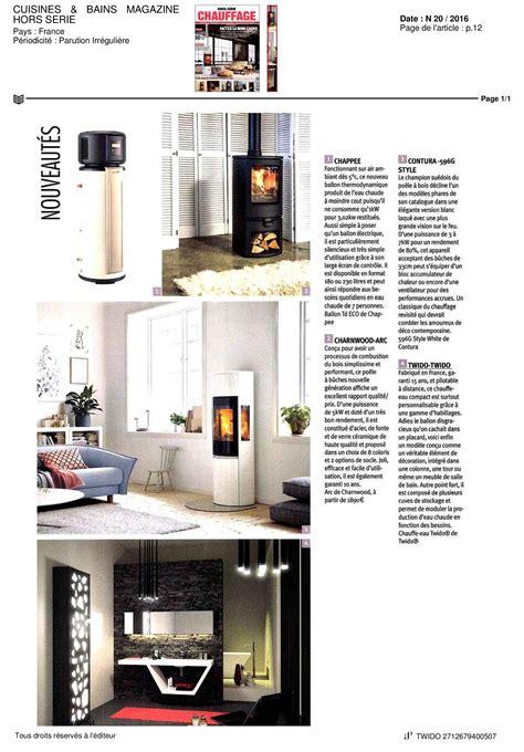 cuisine et bains magazine on parle de nous dans cuisines bains magazine twido