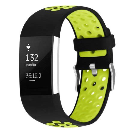 Silicone Sport Band For Fitbit Charge 2 igk fitbit charge 2 bands soft silicone adjustable replacement sport for fitbit charge 2