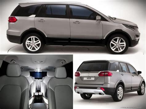 tata hexa concept suv price specs review max autos tata hexa concept revealed at geneva autopromag