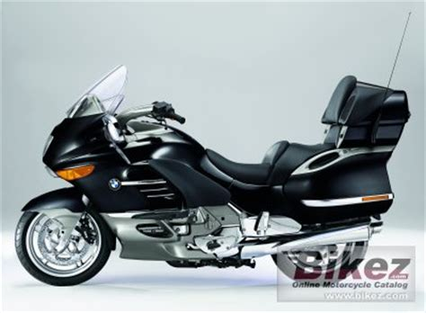 2007 bmw k1200lt specifications and pictures