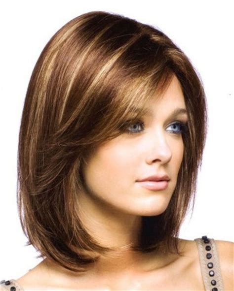 hair lowlights for women over 50 tagli capelli medi autunno inverno 2014 2015 foto