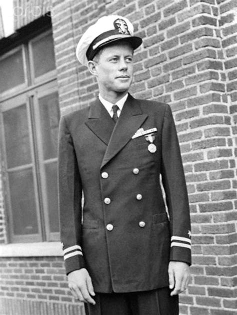 jfk navy boat john f kennedy in navy uniform 1944 a war hero john