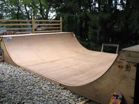backyard half pipe xtreme projects bolo