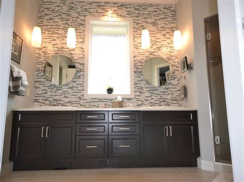 bathroom backsplashes bathroom splashy accent wall for bathroom decoroption