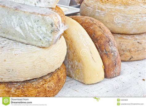 Handmade Cheese - handmade cheese royalty free stock image image 34853826
