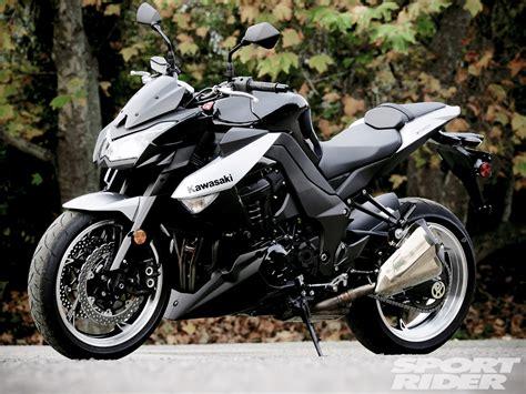 Custom Foto 1 2010 kawasaki z1000 moto zombdrive