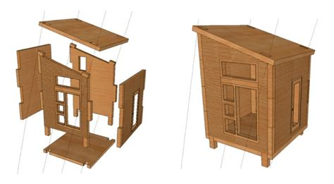 design your own micro home build your own flat pack micro nomad home for less than