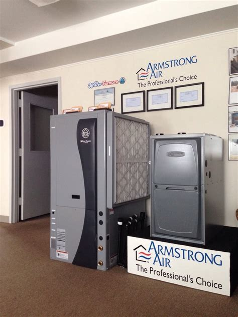 Armstrong Plumbing Michigan by J Goods Plumbing Heating Armstrong Air 96 2 Stage