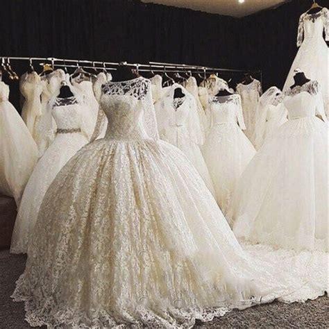 Cathedral Wedding Dress by Designer Wedding Dresses 2017 Trends V Neck Lace