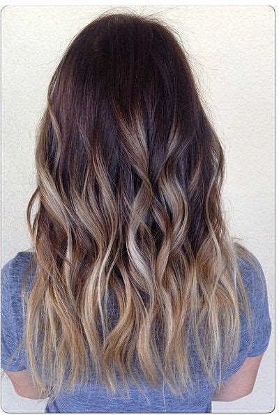 how to do ash ombre highlight on hair 17 best ideas about ombre on pinterest balayage hair