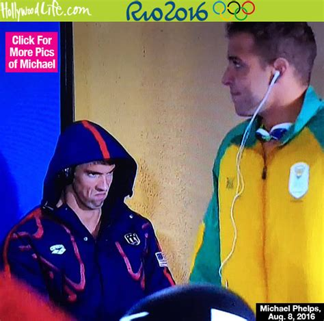 michael phelps meme pics michael phelps memes pics of swimmer s angry