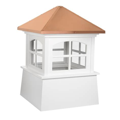 Directions Cupola by Directions Huntington 48 In X 68 In Vinyl Cupola
