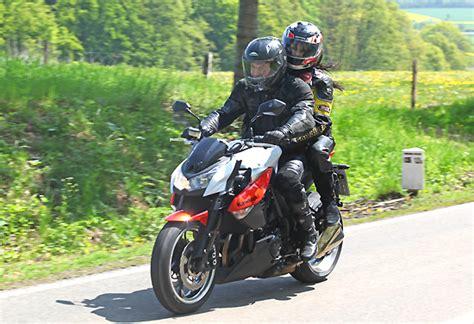 Motorrad Kinder Beifahrer by Kawasaki Z1000 Von 2010