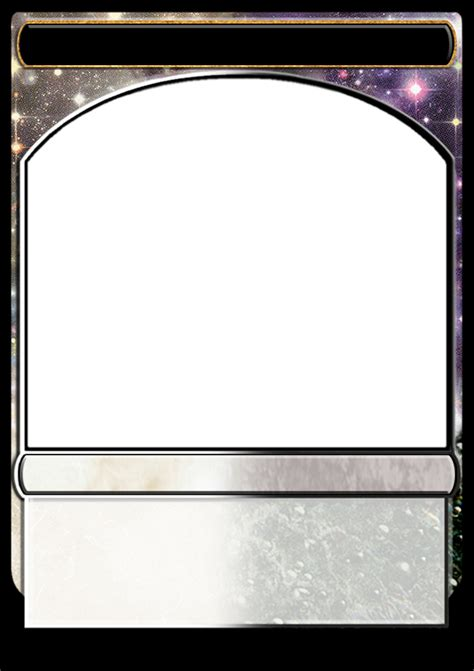 Custom Mtg Card Template by Mtg Card Template Custom Commander Edh General Thread