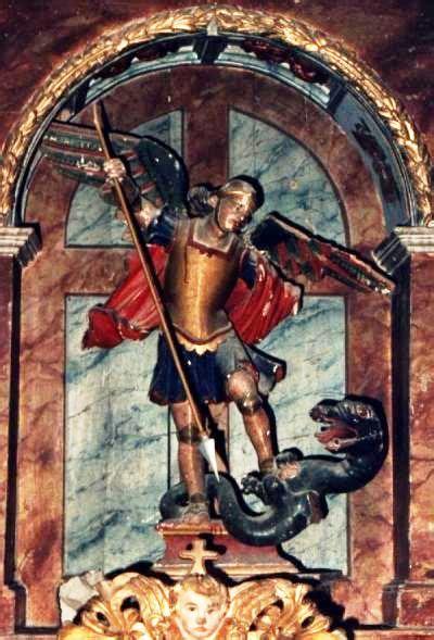 imagenes de dios venciendo al diablo san miguel los dragones y la leyenda del lagarto de ja 201 n