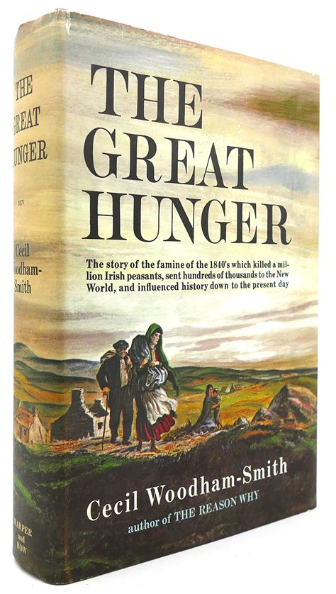 The Great Hunger Ireland 1845 1849 Cecil Woodham Smith